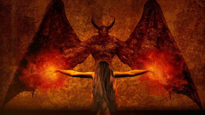 Devil of Tarot