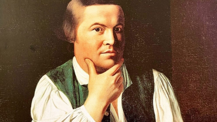 what do Paul revere, j. Edgar Hoover and Betsy Ross all have in common?